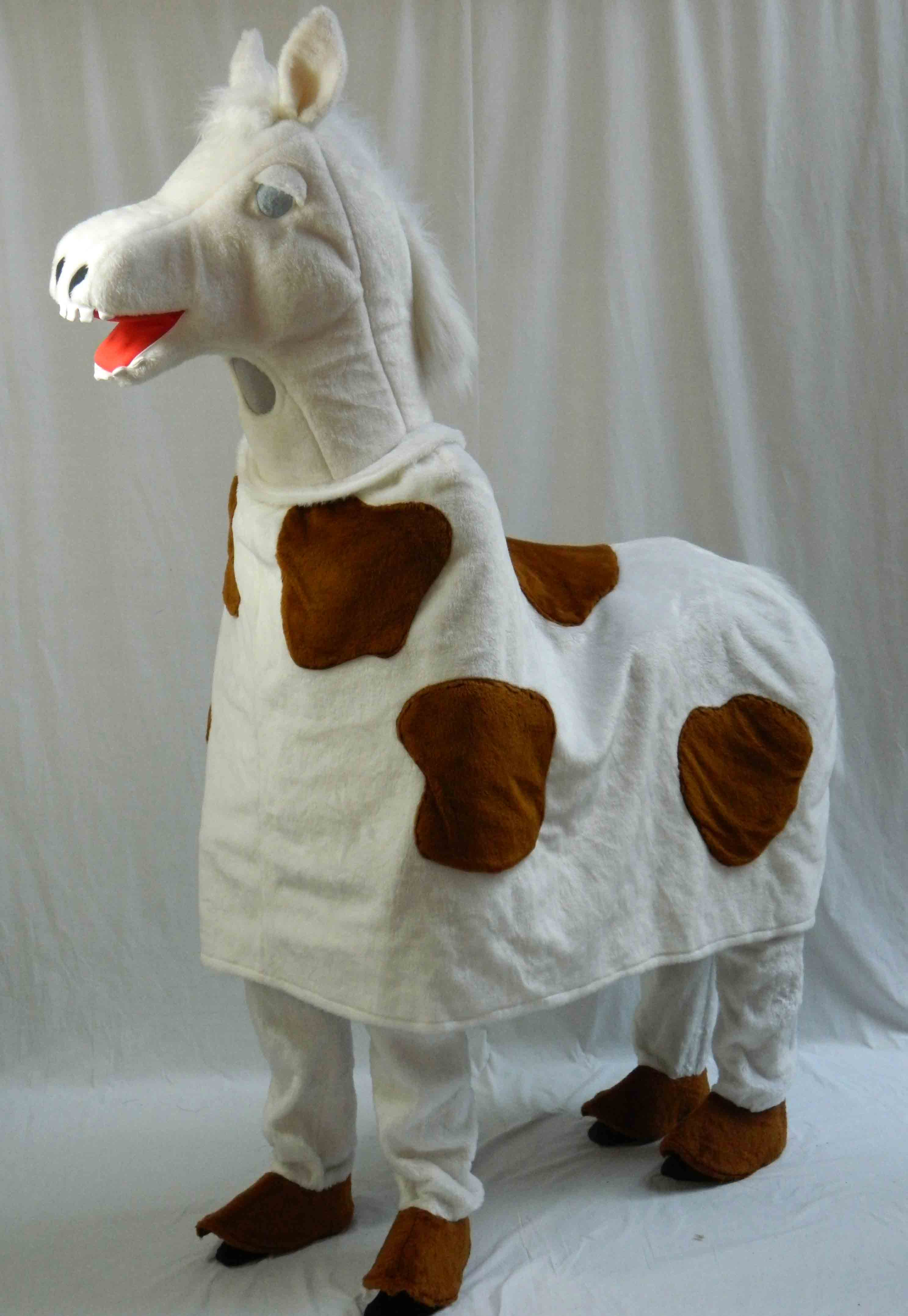 Panto Horse Costume Hire 03