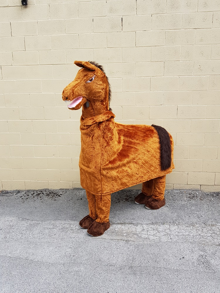 panto horse two-man costume