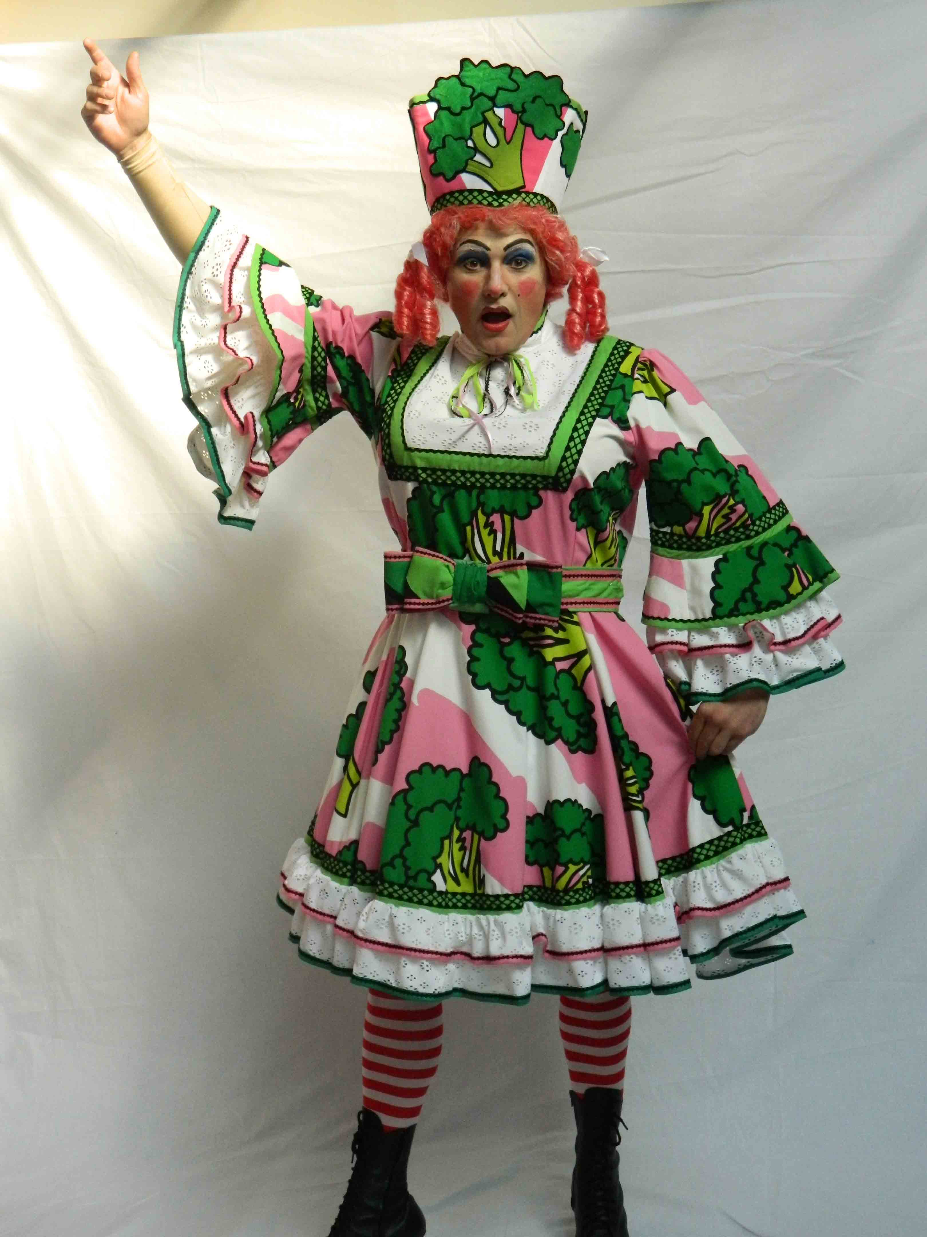 pantomime dame costumes for hire