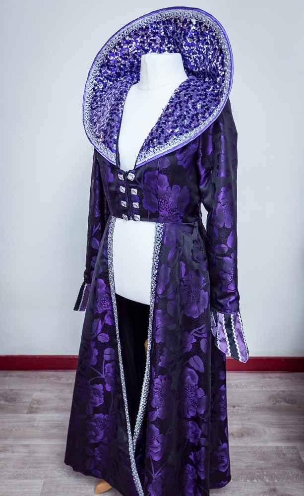 panto villain costume hire