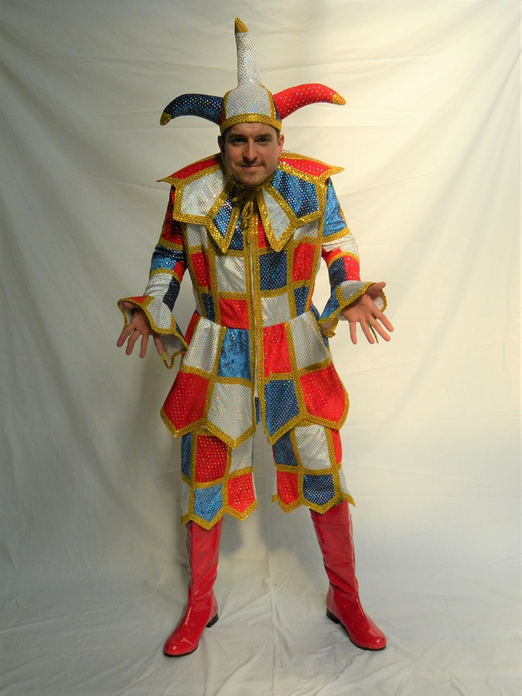 jester hire costumes