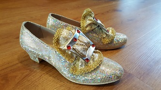 Molly Limpet's Panto Footwear 01