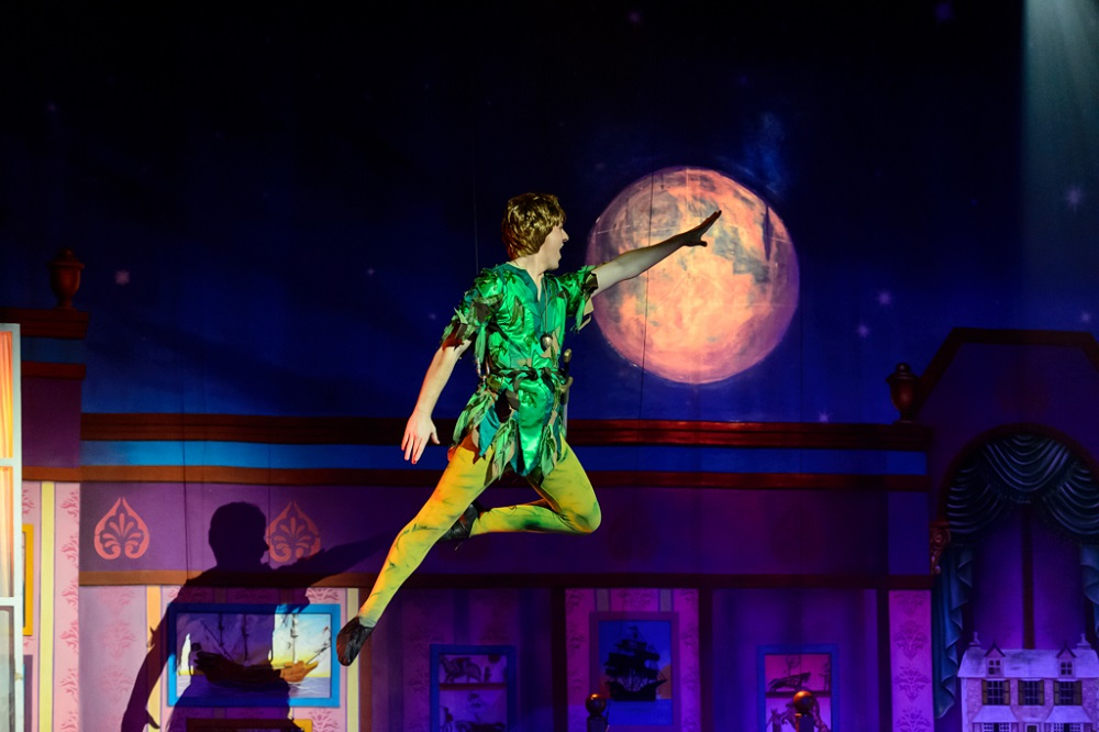 Peter Pan Pantomime Costume Hire for Stage Productions