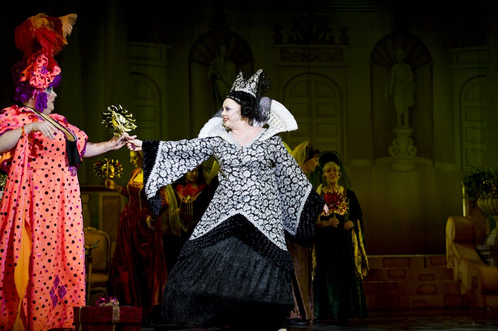 costumes for snow white's wicked queen