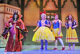 seven dwarfs panto costumes for hire