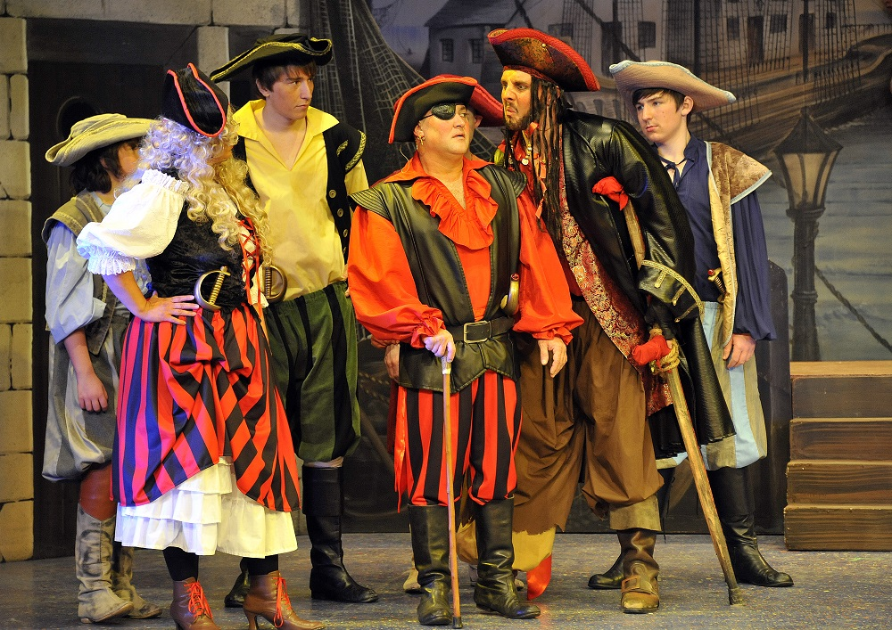 pirate costumes for treasure island