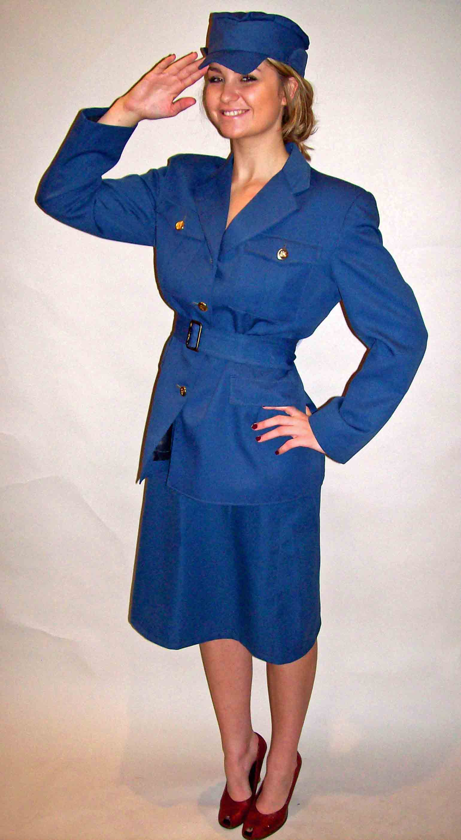 WAAF world war 2 uniform