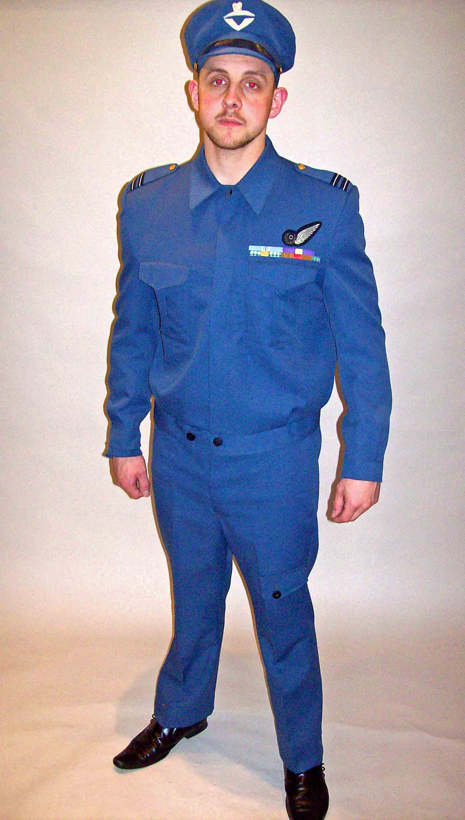 Men's RAF Battledress Uniform Hire