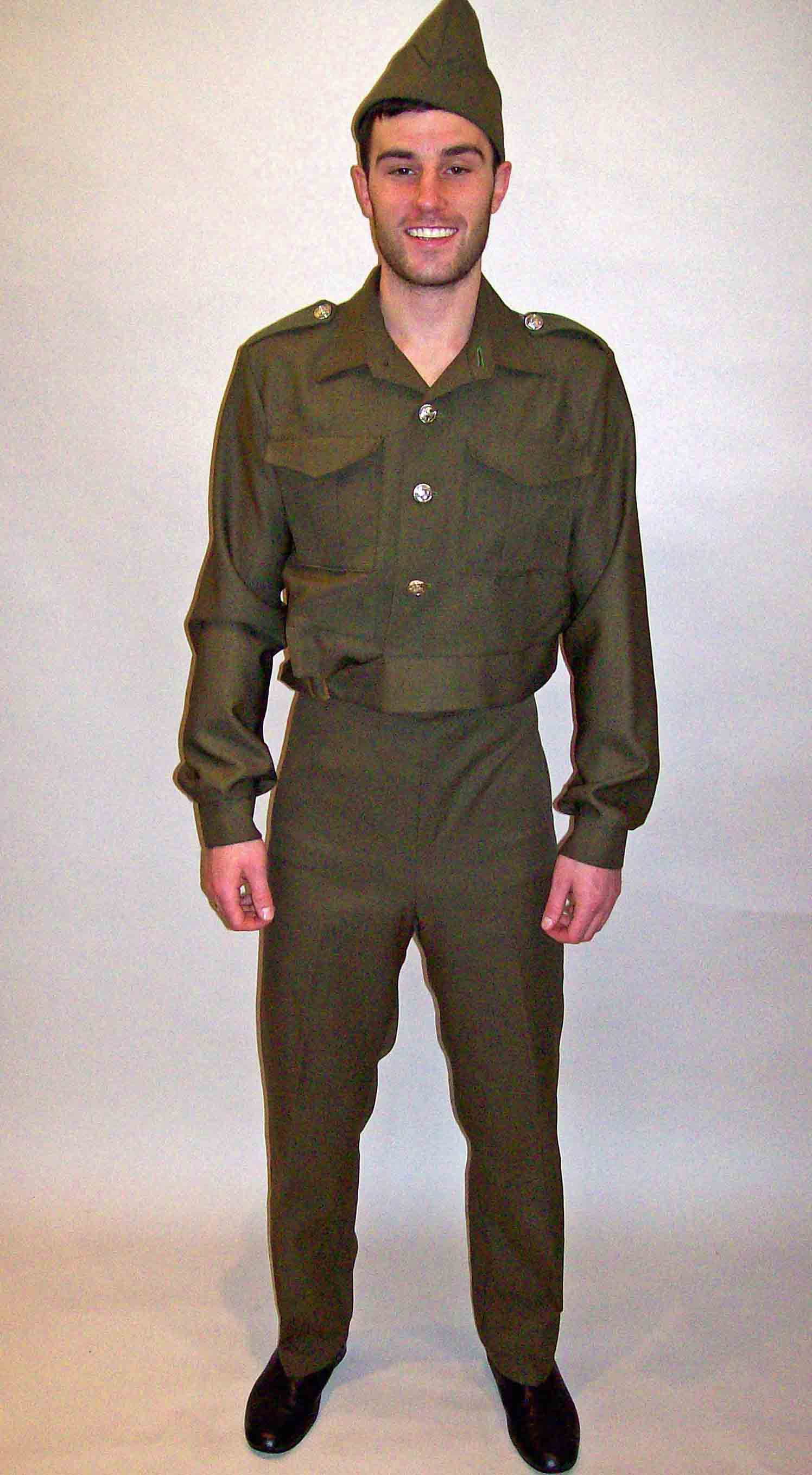 WW2 Home Guard Fancy Dress Costume