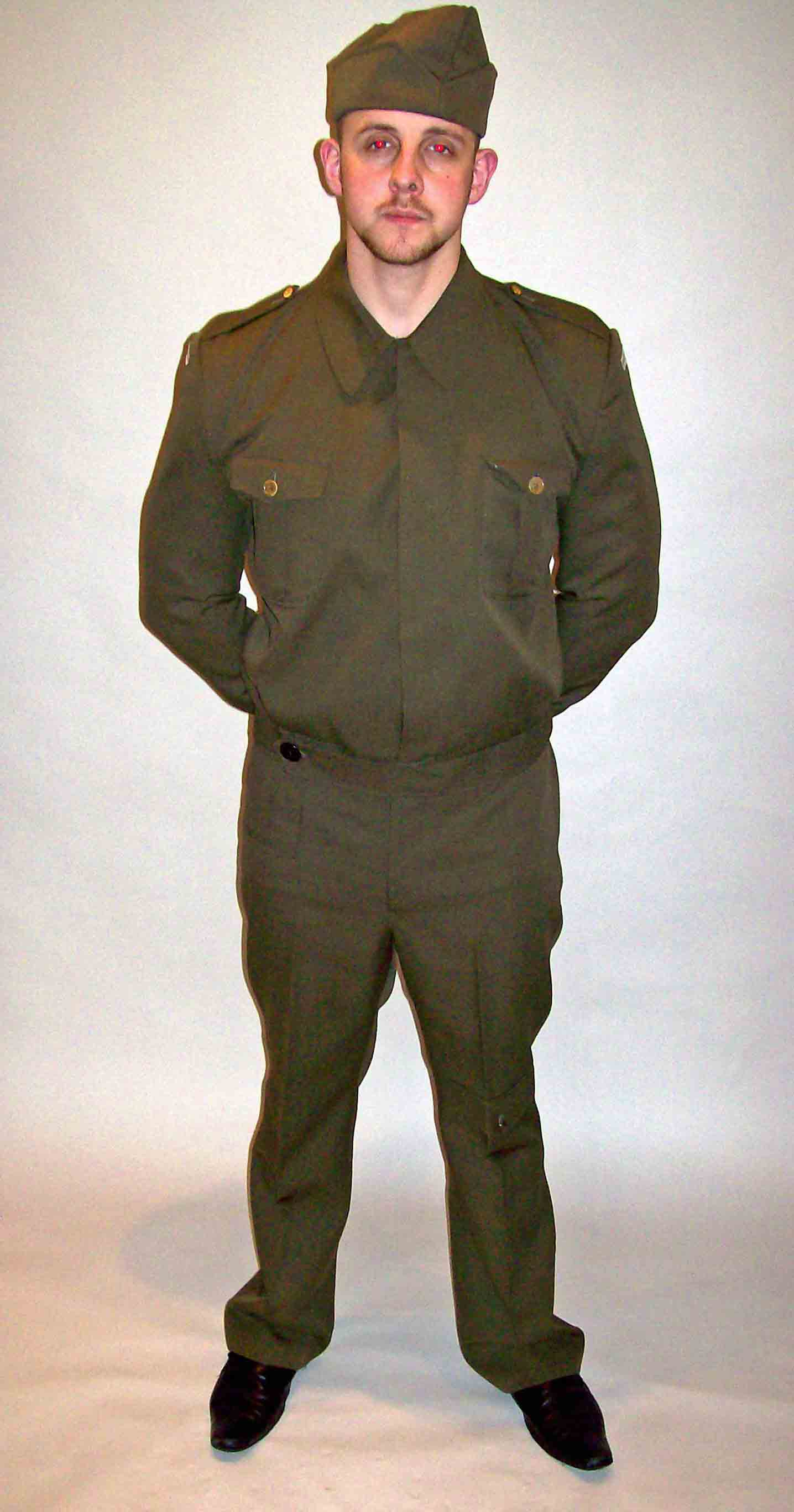 Home Guard WW2 Fancy Dress Costume Hire