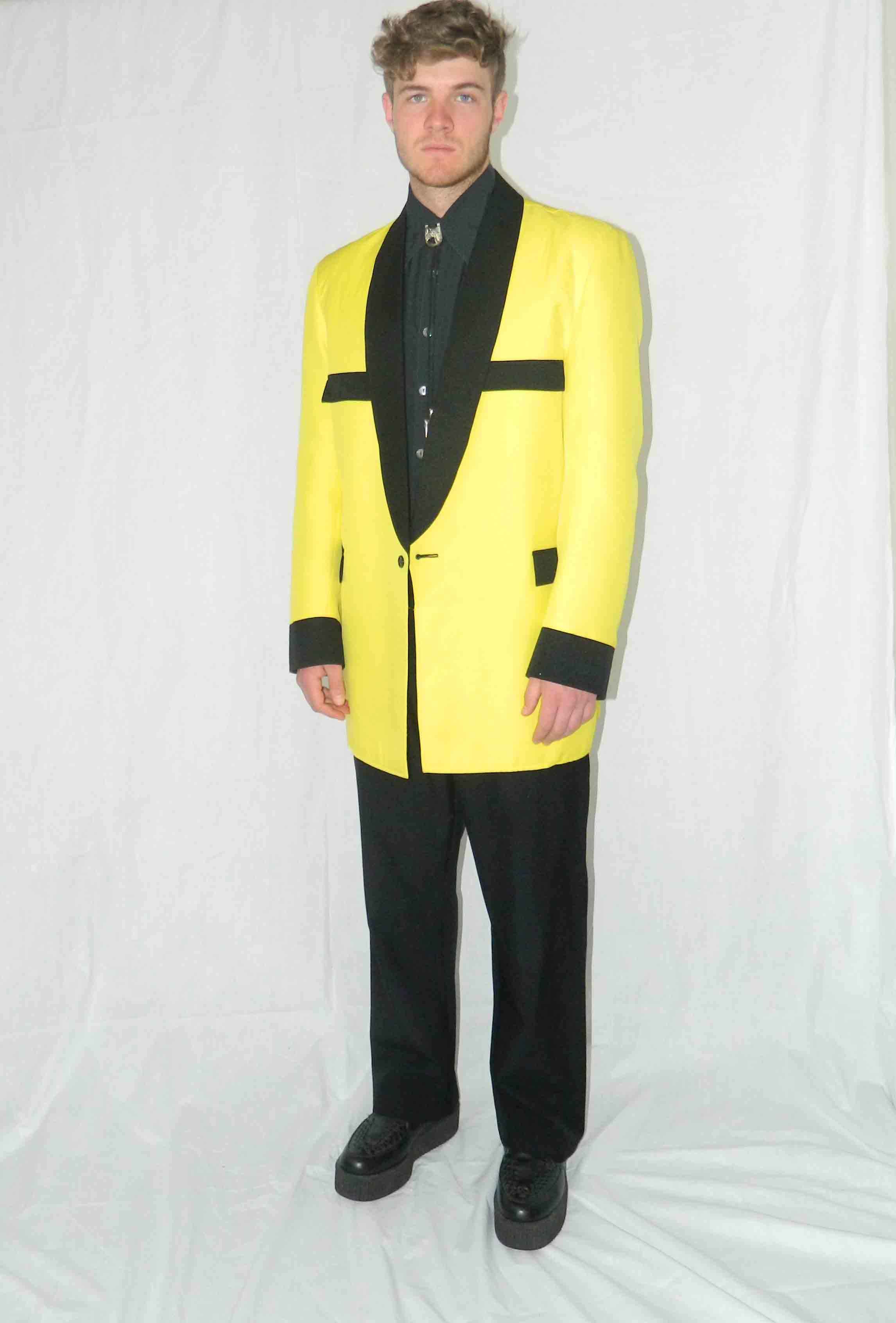Teddy Boy Yellow