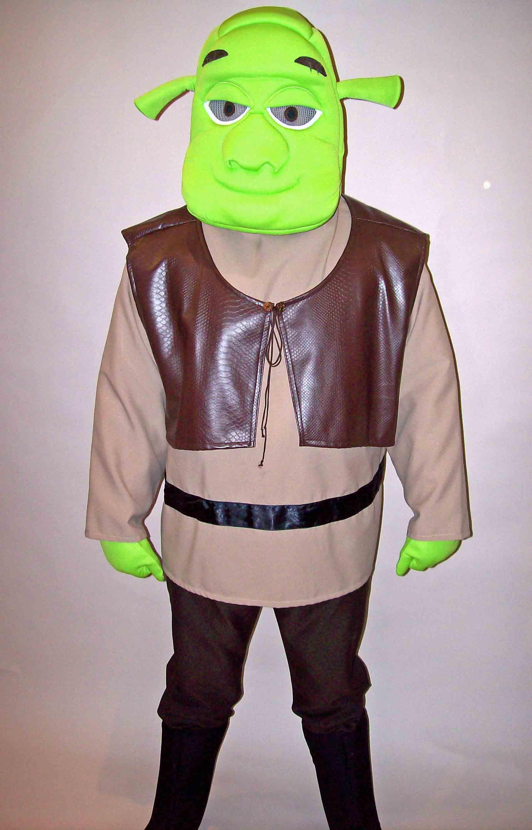 Mascot Character Costume Hire