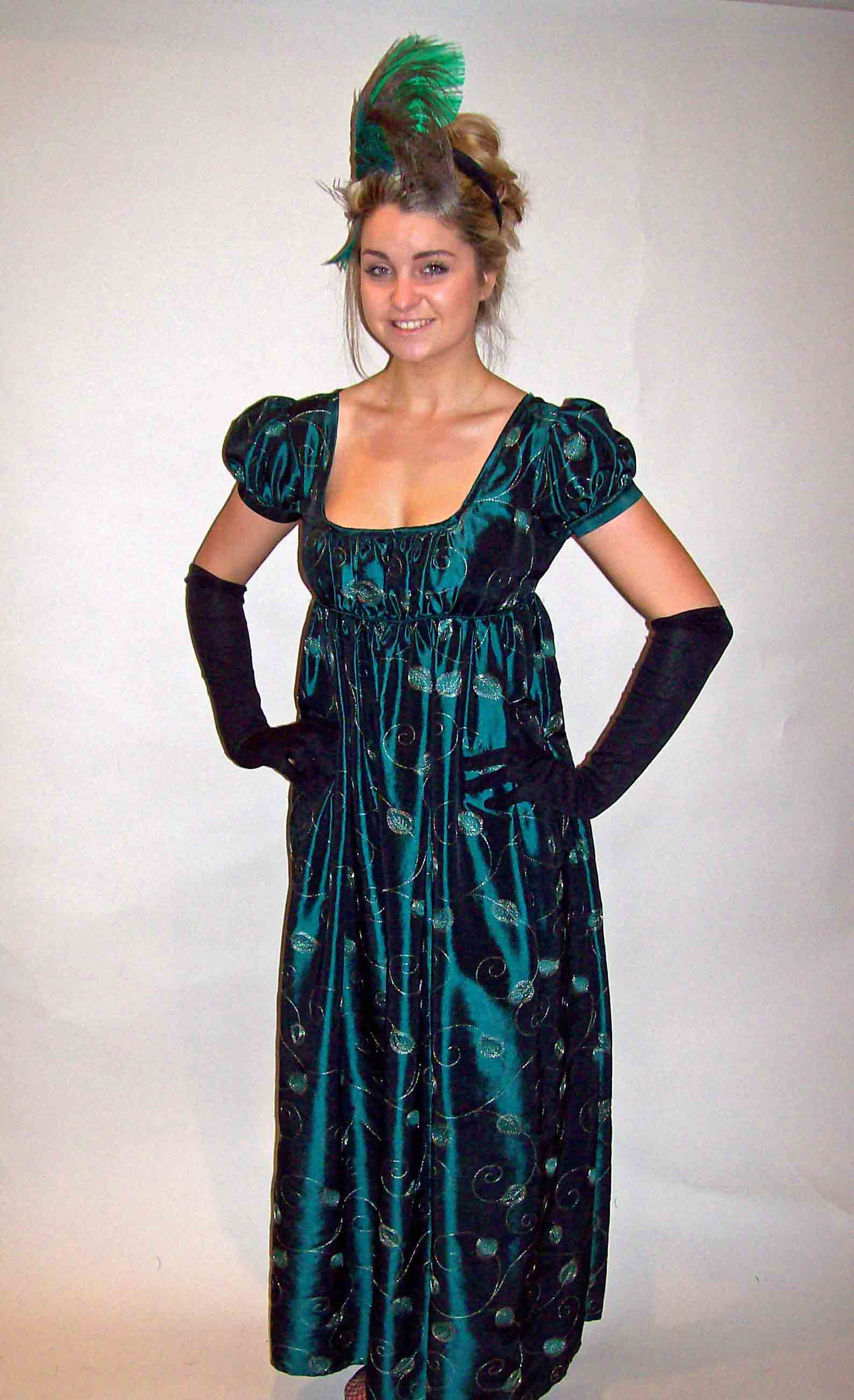 Regency Evening - Green