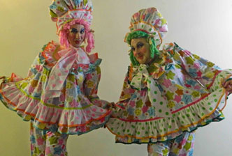 costumes for ugly sisters